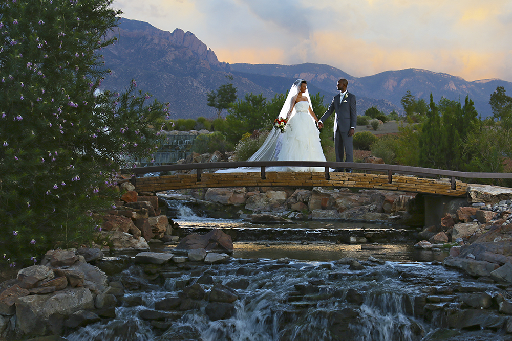 Sandia Resort Wedding Venue